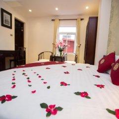 Hanoi Central Park Hotel 3* Номер Делюкс с различными типами кроватей фото 4