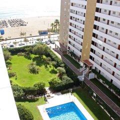 Отель Club Maritimo at Ronda III Испания, Фуэнхирола - отзывы, цены и фото номеров - забронировать отель Club Maritimo at Ronda III онлайн балкон