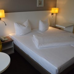 astral Inn Hotel Leipzig 3* Стандартный номер разные типы кроватей фото 4