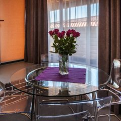 Гостиница Apart-Hotel Simpatiko в Тюмени отзывы, цены и фото номеров - забронировать гостиницу Apart-Hotel Simpatiko онлайн Тюмень интерьер отеля фото 2