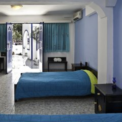 Отель Roula Villa 2* Стандартный семейный номер с двуспальной кроватью фото 6