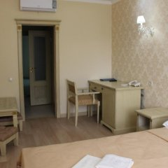 Гостиница Акрополис Номер Комфорт 2 отдельные кровати фото 4