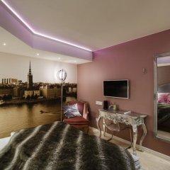 Skanstulls Hostel Стандартный номер с различными типами кроватей фото 33