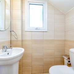 Отель Villa Amanda Кипр, Протарас - отзывы, цены и фото номеров - забронировать отель Villa Amanda онлайн ванная фото 2