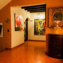 Отель Real Colonial Hotel Гондурас, Тегусигальпа - отзывы, цены и фото номеров - забронировать отель Real Colonial Hotel онлайн интерьер отеля