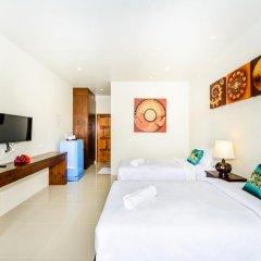 Отель Baan Phu Chalong 3* Улучшенный номер разные типы кроватей фото 4