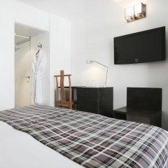 Hotel Pulitzer Paris 4* Стандартный номер с двуспальной кроватью