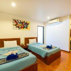 Inn Patong Hotel Phuket 3* Семейный номер Делюкс с двуспальной кроватью фото 11