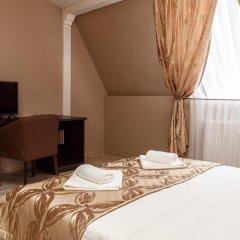 Гостиница Вилла Татьяна на Тургенева Стандартный номер с двуспальной кроватью