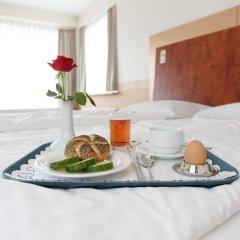 Отель Carat Golf & Sporthotel 4* Улучшенный номер с различными типами кроватей фото 5