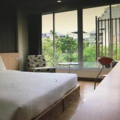 Отель S3 Residence Park Таиланд, Бангкок - 1 отзыв об отеле, цены и фото номеров - забронировать отель S3 Residence Park онлайн комната для гостей фото 3