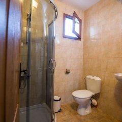 Отель Guest House Tandov Болгария, Боровец - отзывы, цены и фото номеров - забронировать отель Guest House Tandov онлайн ванная фото 2