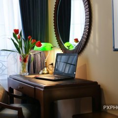Hanoi La Siesta Hotel & Spa 4* Номер Делюкс с различными типами кроватей фото 5