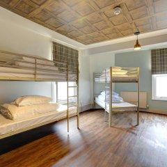 Отель Publove @ Exmouth Arms Euston 2* Кровать в общем номере с двухъярусной кроватью