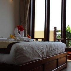Kiman Hotel 3* Номер Делюкс с двуспальной кроватью фото 8