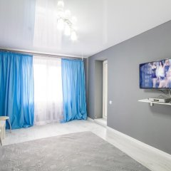 Апартаменты Kultury Street Apartment комната для гостей фото 2