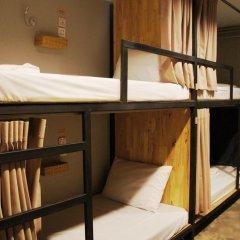 Homie Hostel & Cafe' 2* Кровать в женском общем номере фото 12