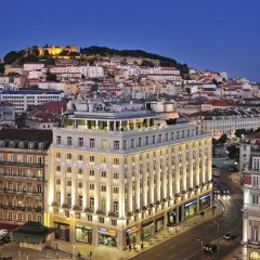 Altis Avenida Hotel 5* Стандартный номер с разными типами кроватей фото 7