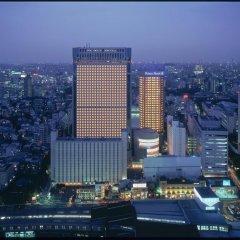 Отель Shinagawa Prince Токио парковка