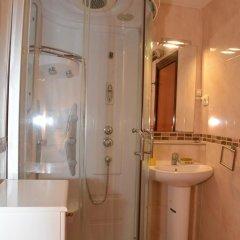 Отель Pension Zamora ванная фото 2