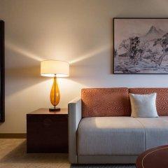 Отель Grand Hyatt Taipei Тайвань, Тайбэй - отзывы, цены и фото номеров - забронировать отель Grand Hyatt Taipei онлайн комната для гостей фото 2