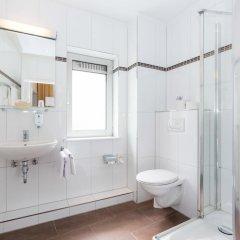 Отель Fürst Bismarck Германия, Гамбург - 4 отзыва об отеле, цены и фото номеров - забронировать отель Fürst Bismarck онлайн ванная