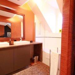 Отель Smartflats Victoire Terrace Бельгия, Брюссель - отзывы, цены и фото номеров - забронировать отель Smartflats Victoire Terrace онлайн ванная