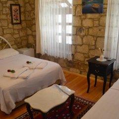 Avcihan Tas Ev Hotel Чешме комната для гостей