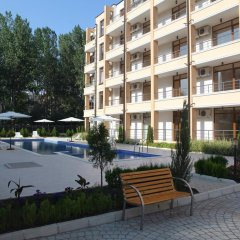 Отель Saint Elena Apartcomplex бассейн фото 2