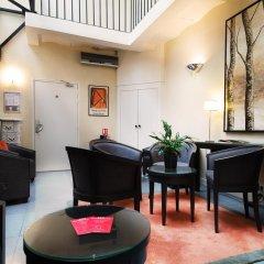 Archetype Etoile Hotel Париж интерьер отеля