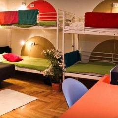 Hostel Budapest Center Стандартный номер с различными типами кроватей фото 28