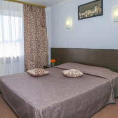 Гостиница Dnipropetrovsk Днепр комната для гостей фото 10