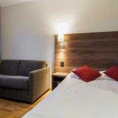 Park Inn by Radisson Oslo Airport Hotel West 3* Стандартный номер с различными типами кроватей фото 11
