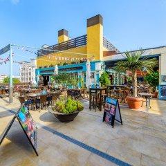 Отель Bungalow Bennecke Sirena гостиничный бар