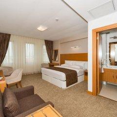 Mien Suites Istanbul 5* Семейный люкс с двуспальной кроватью фото 7