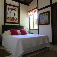 Отель Finca Hotel La Sonora Колумбия, Монтенегро - отзывы, цены и фото номеров - забронировать отель Finca Hotel La Sonora онлайн комната для гостей фото 3