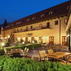 Отель Lindner Hotel Prague Castle Чехия, Прага - 2 отзыва об отеле, цены и фото номеров - забронировать отель Lindner Hotel Prague Castle онлайн фото 6