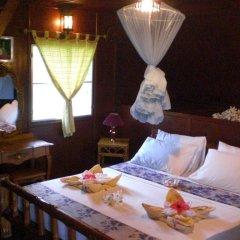 Отель Koh Tao Royal Resort 3* Бунгало Делюкс с различными типами кроватей фото 22