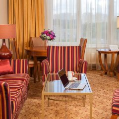 Гостиница Ренессанс Москва Монарх Центр 4* Полулюкс с различными типами кроватей фото 2