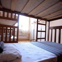 Хостел M42 Кровать в общем номере с двухъярусной кроватью фото 5