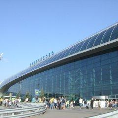 Aviation Hotel Domodedovo городской автобус