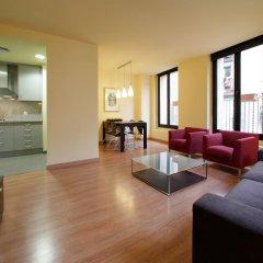 Отель Habitat Apartments Carders Испания, Барселона - отзывы, цены и фото номеров - забронировать отель Habitat Apartments Carders онлайн комната для гостей фото 3