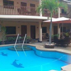 Отель Phratamnak Inn 2* Кровать в общем номере с двухъярусной кроватью фото 7