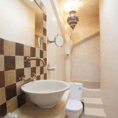 Отель Bab El Fen Марокко, Танжер - отзывы, цены и фото номеров - забронировать отель Bab El Fen онлайн ванная