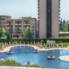 Отель Menada Apartments in Royal Beach Resort Болгария, Солнечный берег - отзывы, цены и фото номеров - забронировать отель Menada Apartments in Royal Beach Resort онлайн бассейн