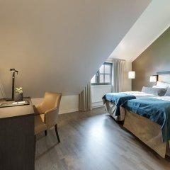 Clarion Hotel & Congress Oslo Airport 4* Стандартный номер с различными типами кроватей фото 5