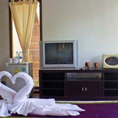 Отель Chaweng Park Place 2* Бунгало Делюкс с различными типами кроватей фото 32