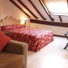 Отель Hosteria Sierra del Oso Потес комната для гостей фото 4