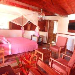 Отель Edena Kely 3* Бунгало с различными типами кроватей