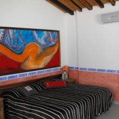 Отель Villa Serena Centro Historico Масатлан комната для гостей фото 4